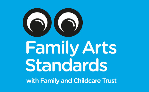 Family Arts Standards quality mark
