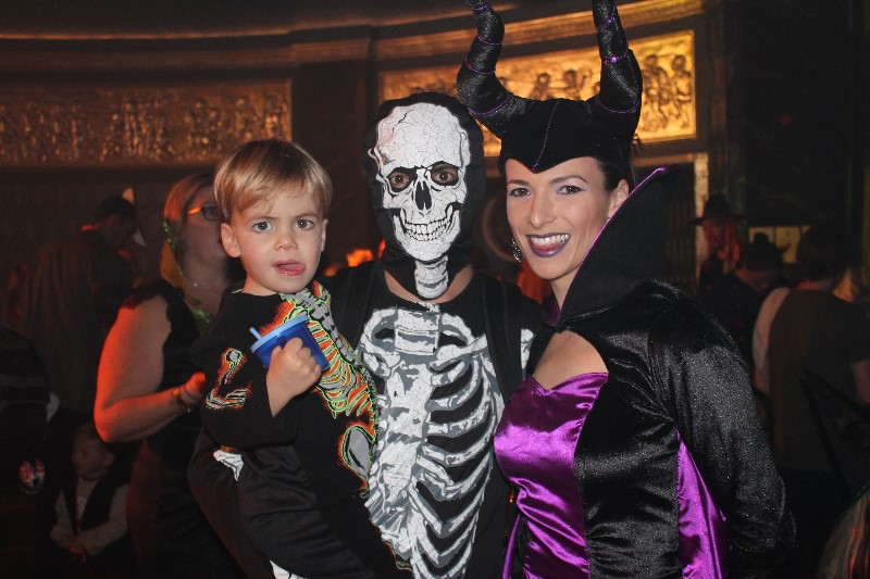 Big Fish LIttle Fish Spooktacular Halloween Family Rave - Vauxhall
