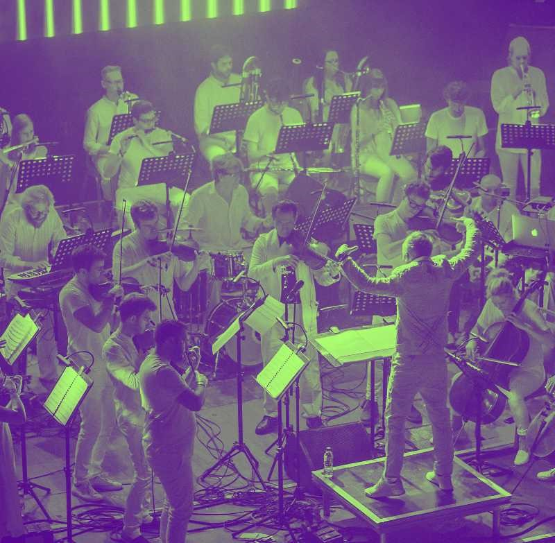The Anatomy of The Orchestra: Steve Reich- The Four Sections ...