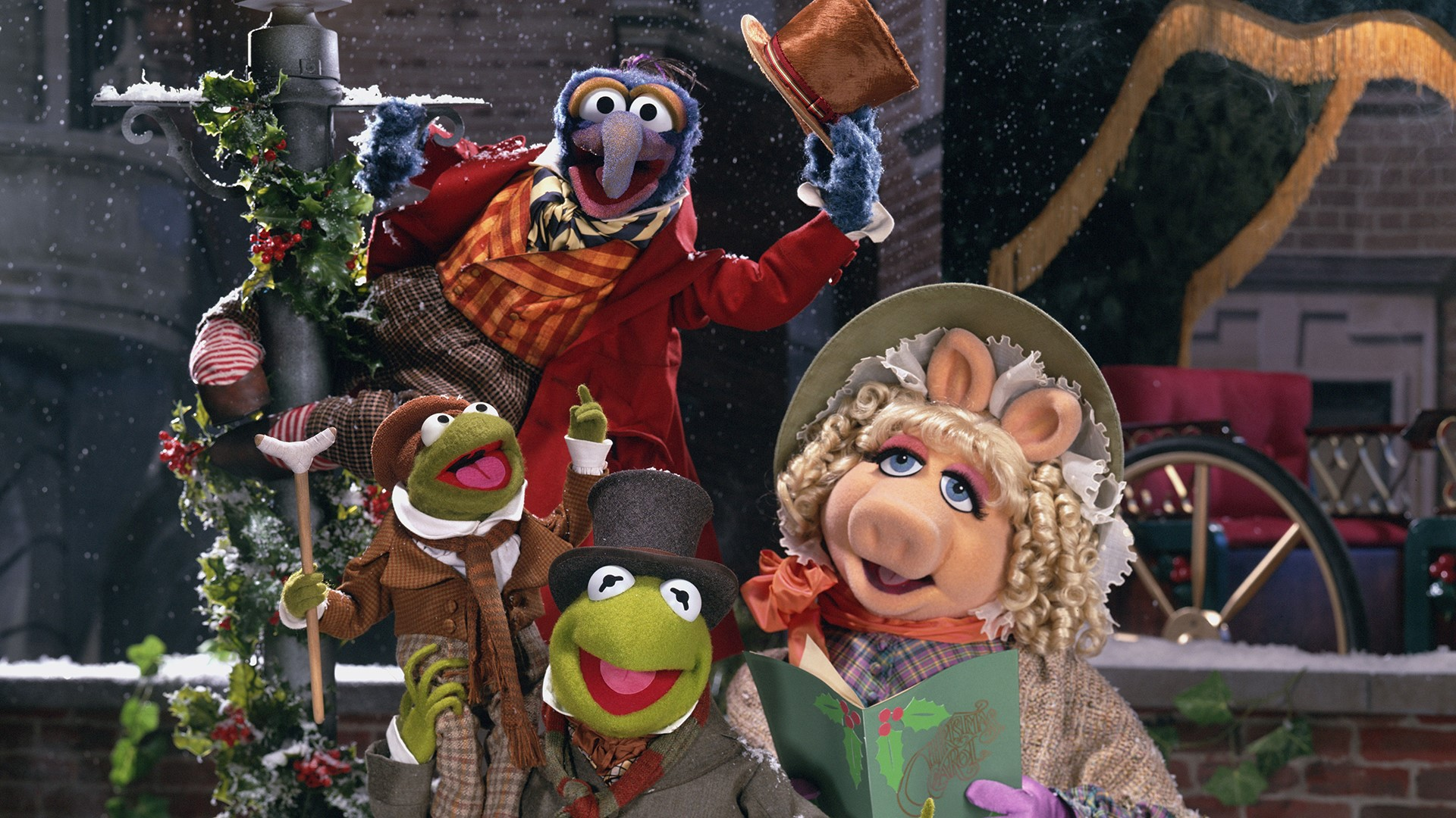 Family Film: The Muppet Christmas Carol