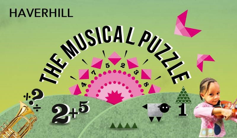The Musical Puzzle: Lullaby 2018 (Haverhill PM)