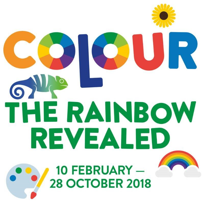 Colour: The Rainbow Revealed