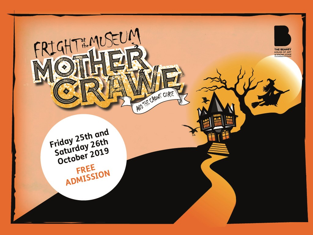 Fright at the Museum: Mother Crawe and the Crows