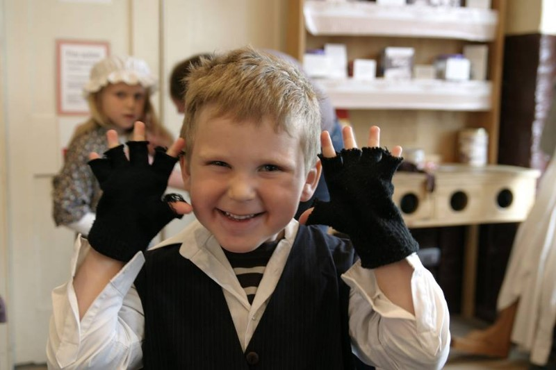 'Victorian Job Fair'– Summer Holiday at the Ragged School Museum