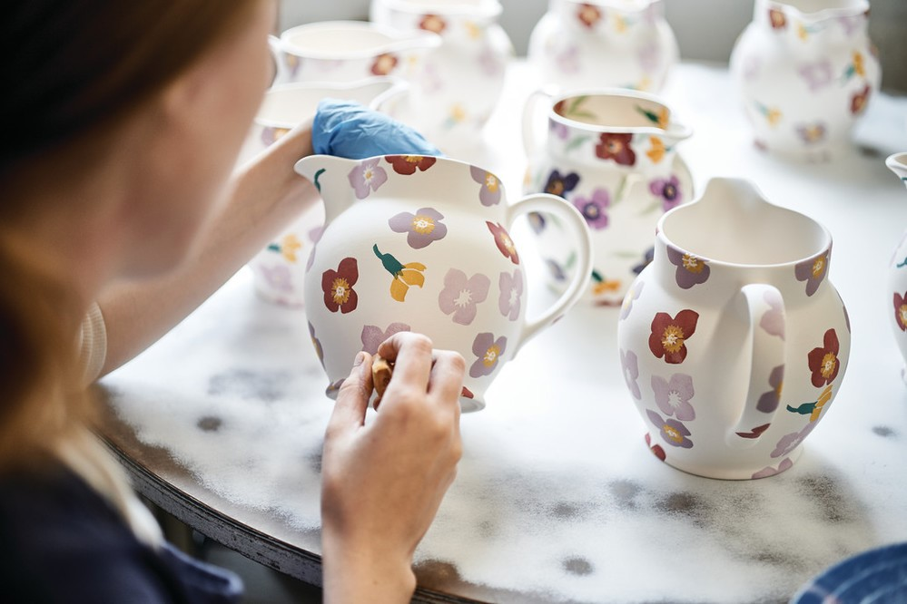 Win an Experience Day for your family at the Emma Bridgewater Factory!