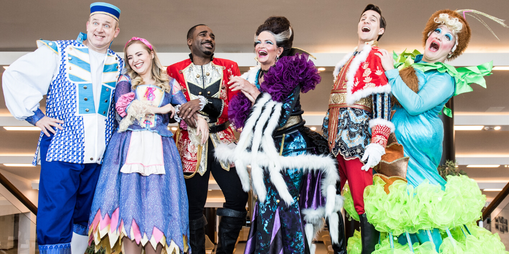 A Fantastic Christmas for Families at South London's Fairfield Halls