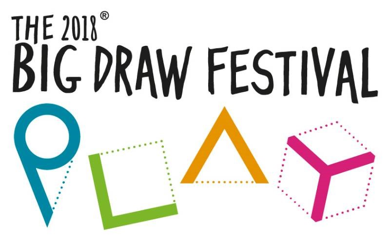The Big Draw 2018: Play! Family Arts Workshop