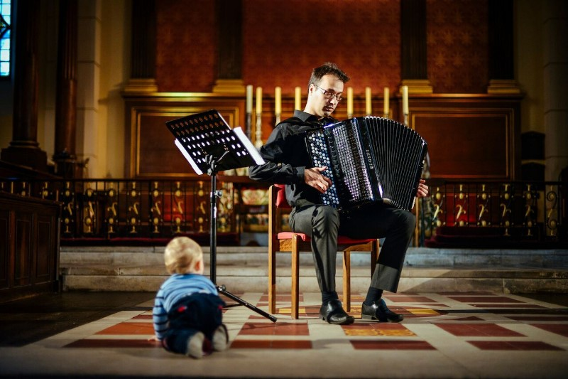 Bach to Baby Family Concerts in Henley