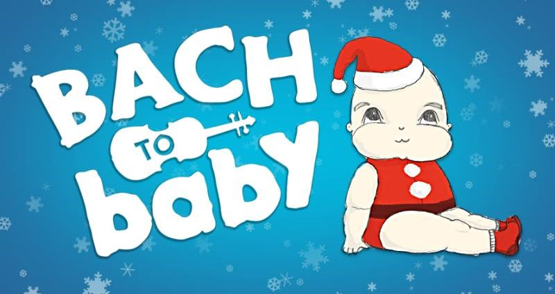 Bach to Baby Christmas Family Concert in Oxford Centre