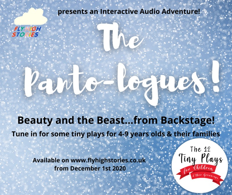 The Panto-logues: 12 Tiny Plays