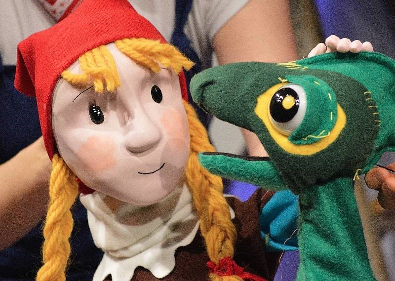 Win a trip to Mimi & the Mountain Dragon at London