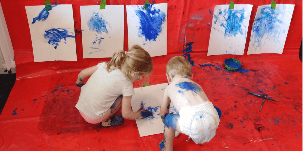 Dundee Contemporary Arts: Why art is amazing for young children