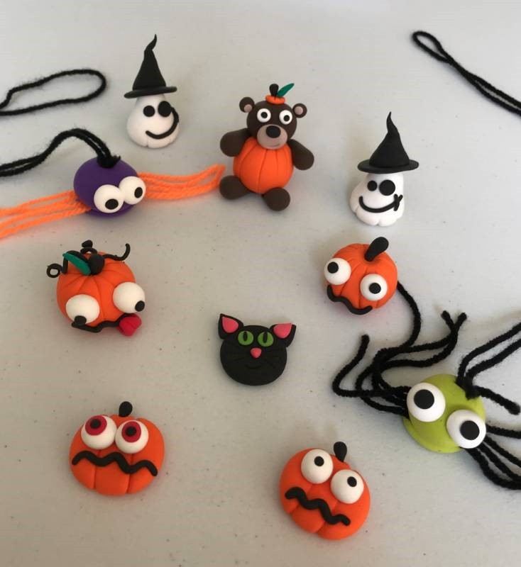 Halloween Crafts and Stories