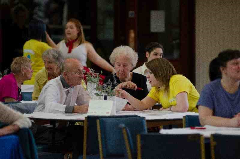 Tea Dance with a Twist! at Plymouth Guildhall