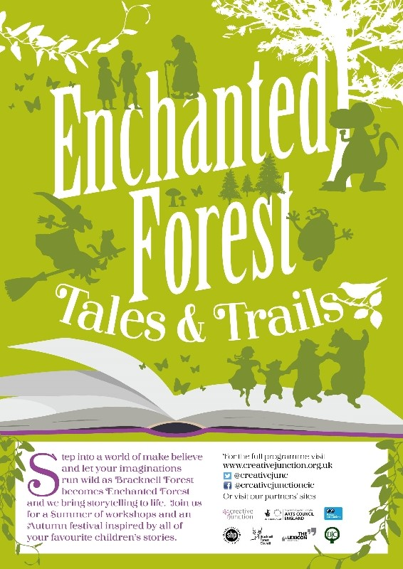 Enchanted Forest: tales and trails