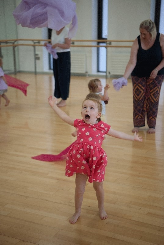 Our favourite dance themed activities and events for kids this week