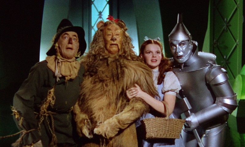Wizard of Oz: Film with Live Orchestra