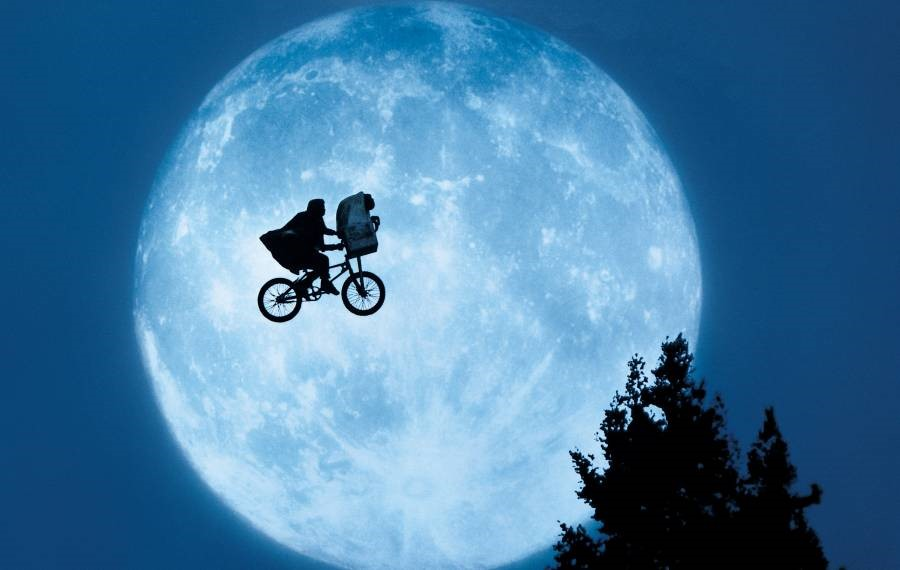 E.T. the Extra-Terrestrial in Concert with RNS
