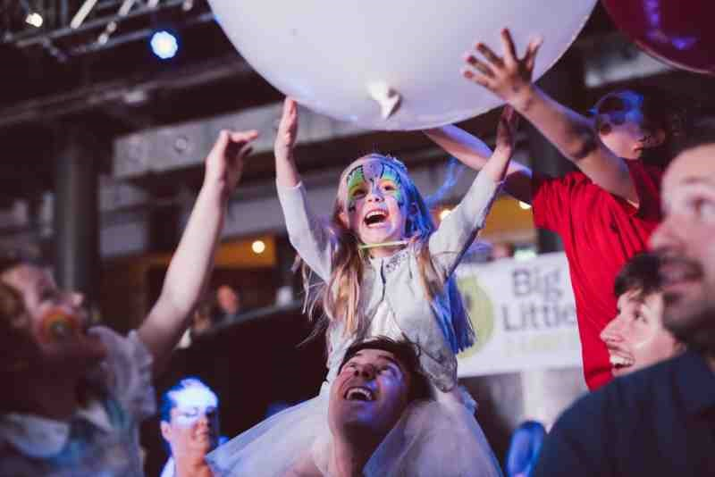 Big Fish Little Fish Family Rave - Manchester Science Festival