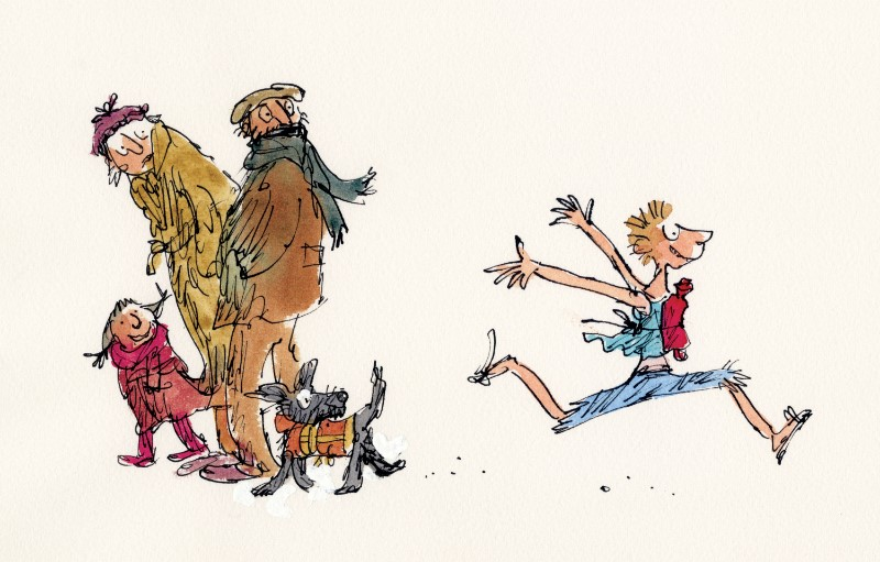 Quentin Blake & John Yeoman: 50 Years of Children's Books