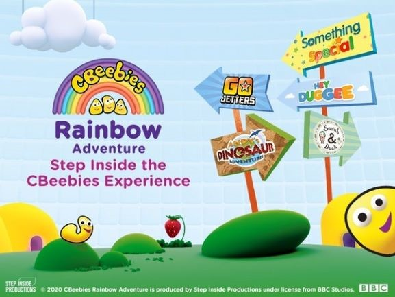 CBeebies Rainbow Adventure