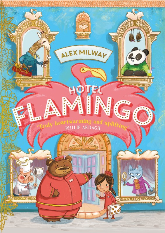 Alex Milway: Hotel Flamingo