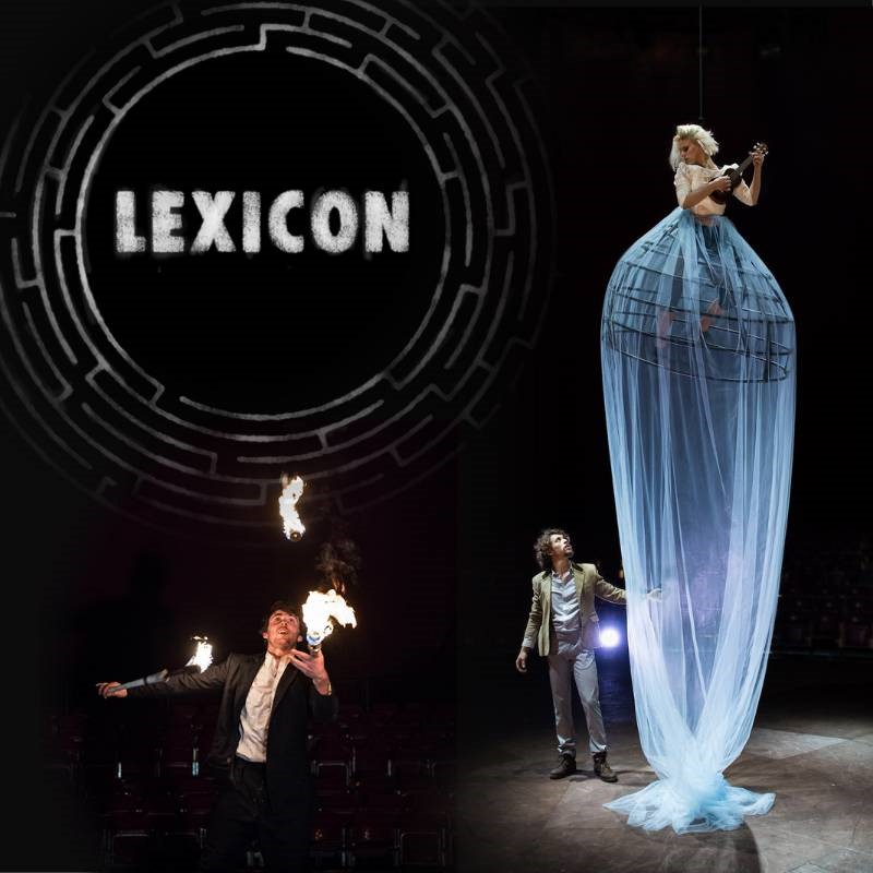 LEXICON, Newcastle-under-Lyme