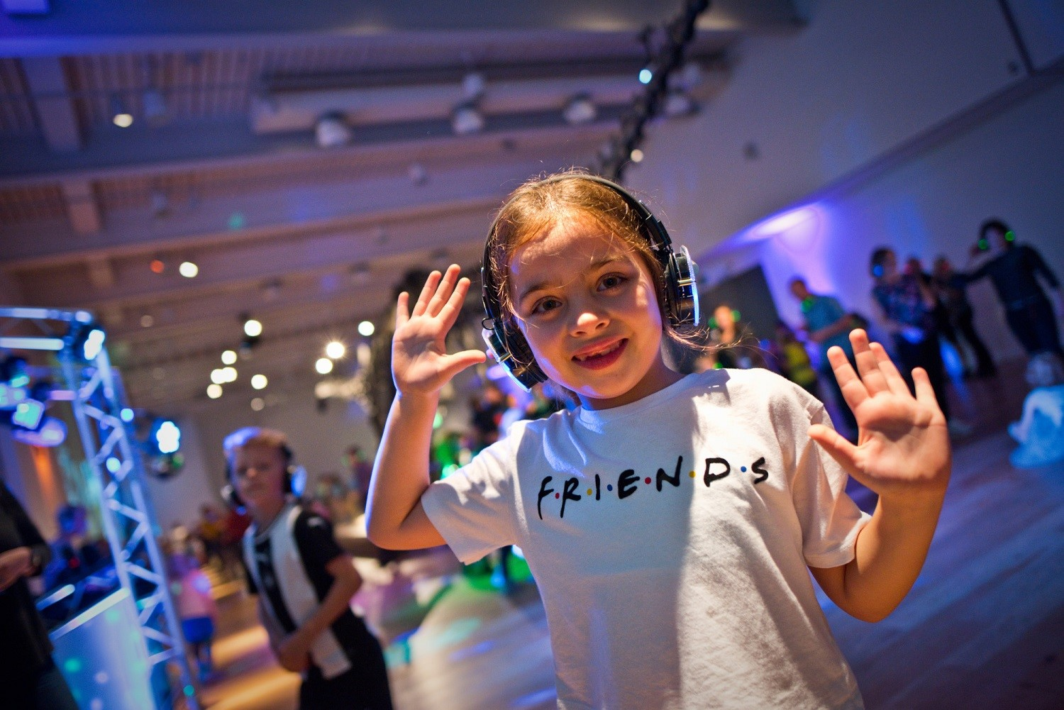 Family Silent Disco - Museum Safari
