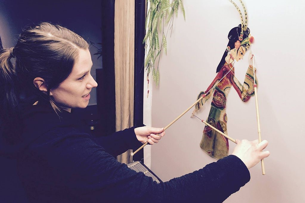Asian Shadow Puppetry Workshop