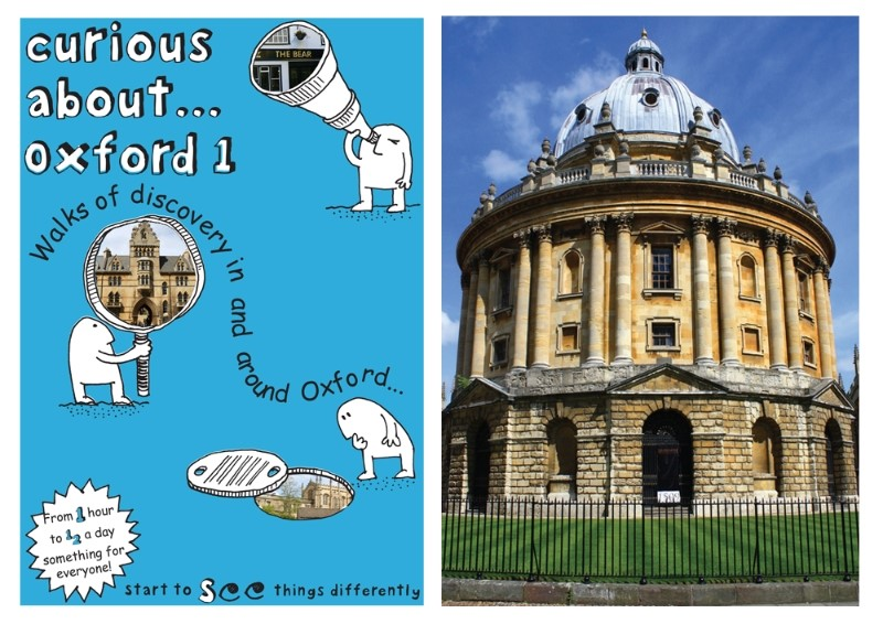 Curious About Oxford (Colleges)