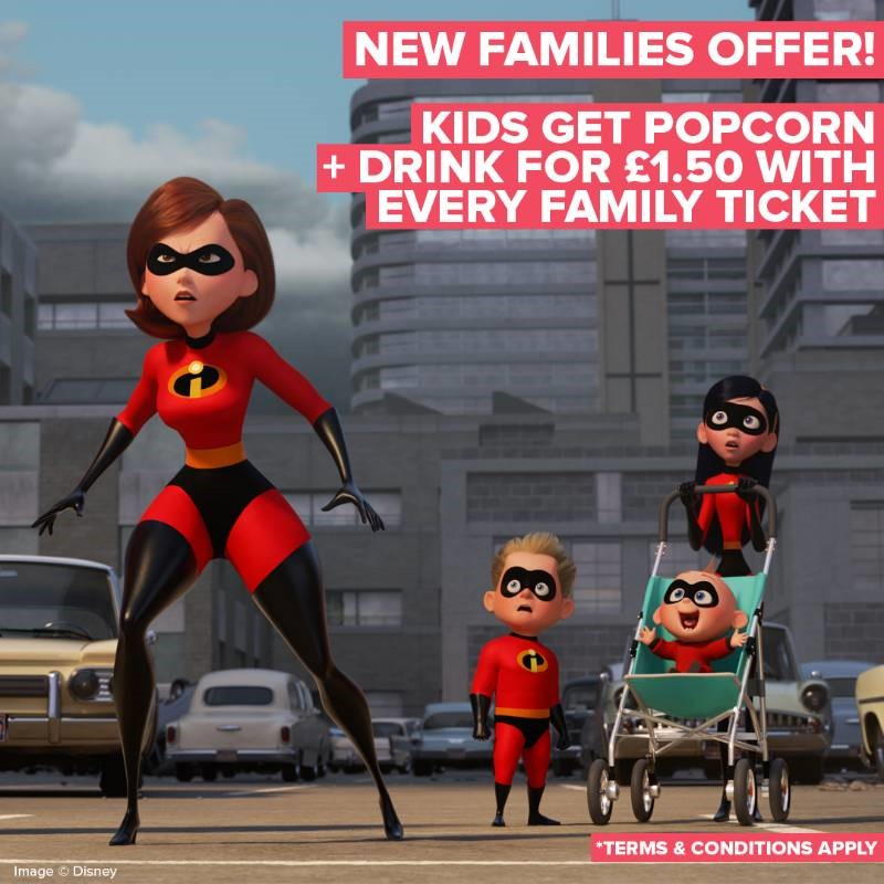 Family Ticket Offer