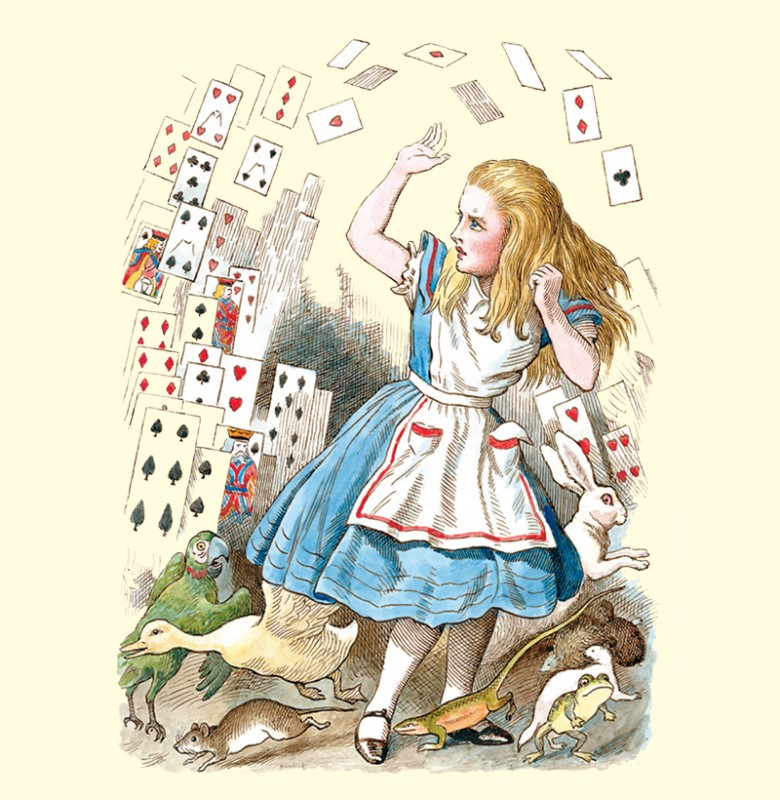 Wonderland Exhibition: A wander through the world of Alice