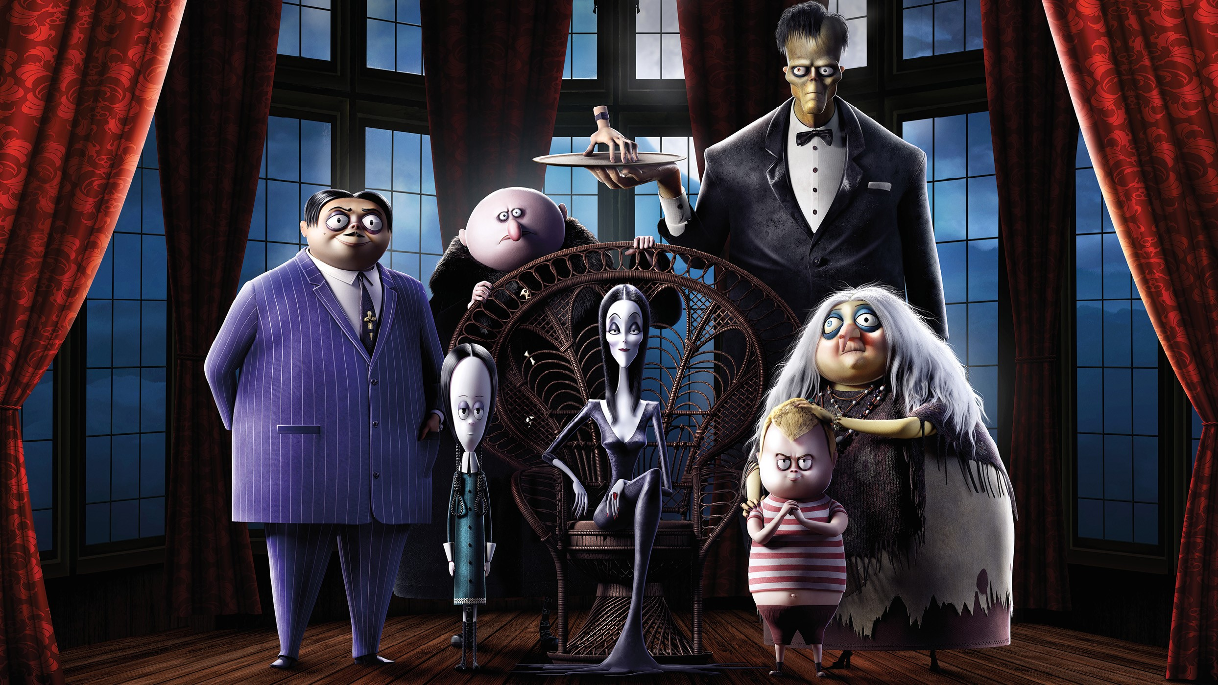 Accessible Film Club: The Addams Family