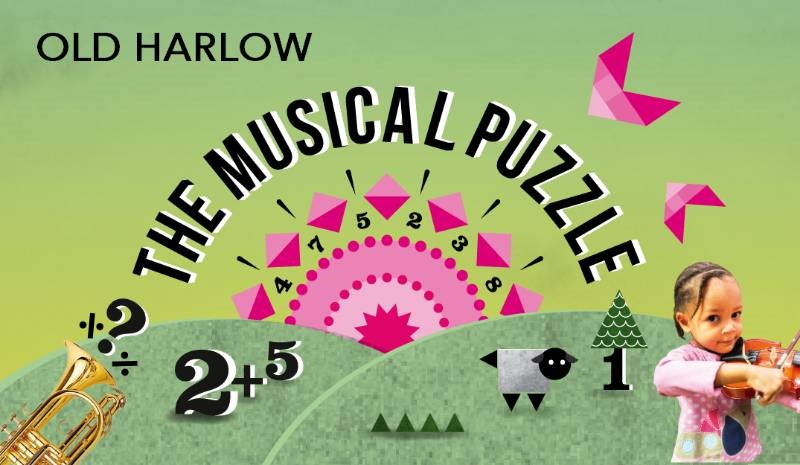 The Musical Puzzle: Lullaby 2018 (Harlow PM)