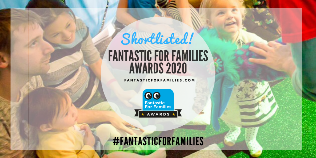 Something to celebrate as Fantastic for Families awards recognise best arts and culture for families