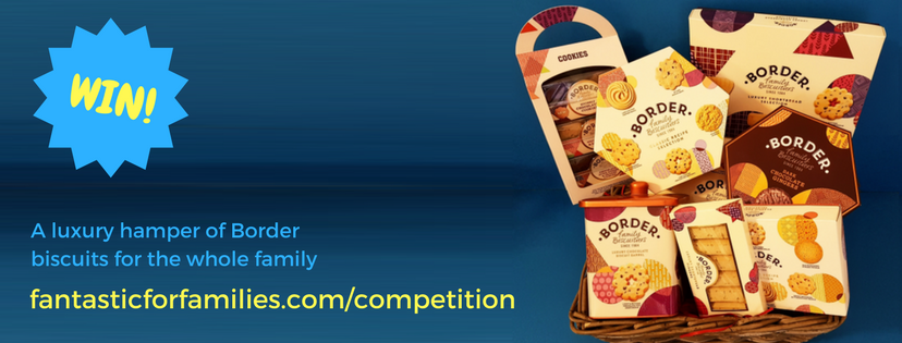 GIVEAWAY: Win a luxury hamper of Border Biscuits!