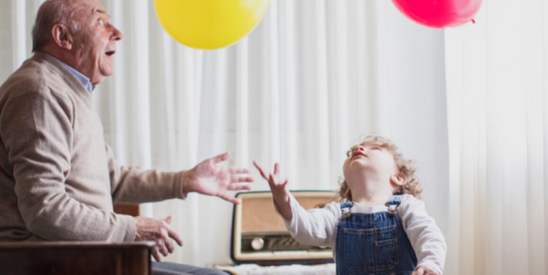 How often do your parents spend quality time with their grandchildren?
