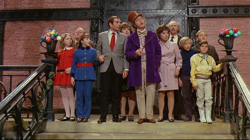Dementia Friendly Screening: Willy Wonka and the Chocolate Factory