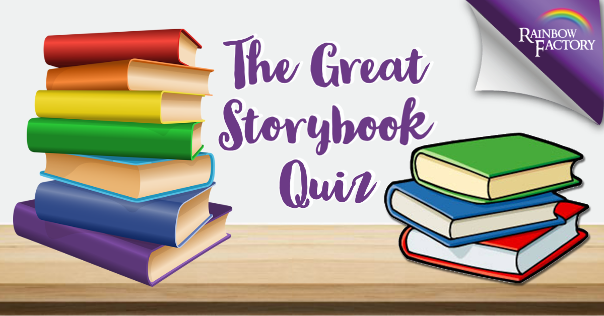 The Great Storybook Quiz