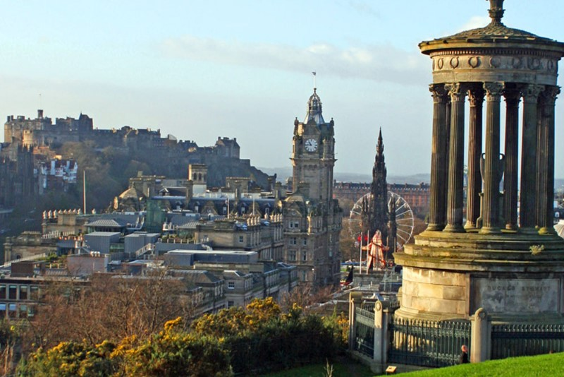 Curious About Edinburgh