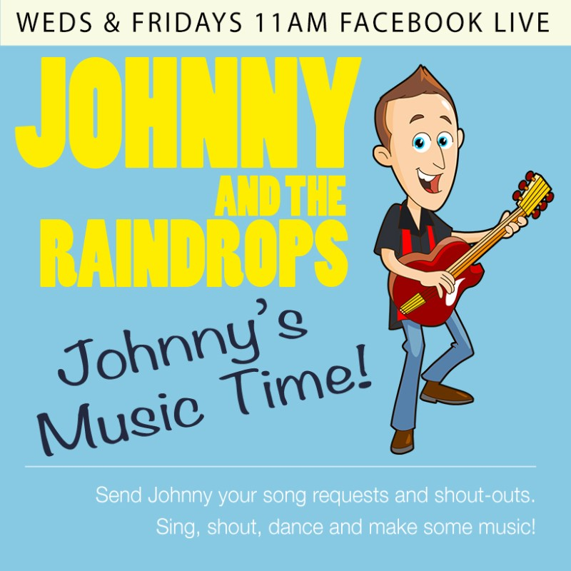 Johnny's Music Time!