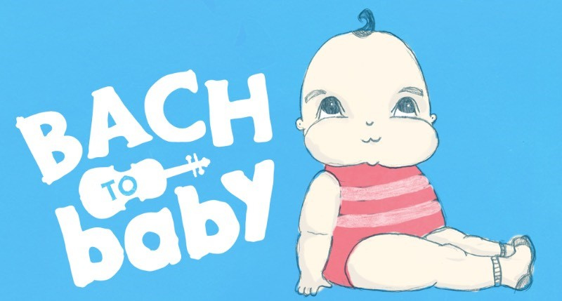 Bach to Baby Family Concerts in Covent Garden