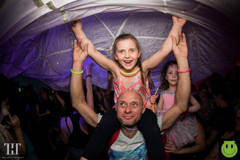 Big Fish Little Fish - 3rd Birthday Family Rave Liverpool
