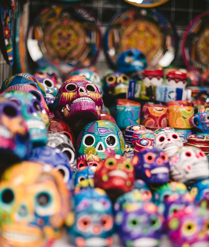 October Half Term – Festival Of The Dead