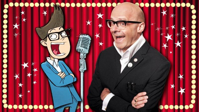 Harry Hill Kidz Show How to be Funny (for Kids)