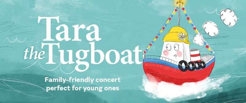 Tara the Tugboat - Family-Friendly Concert
