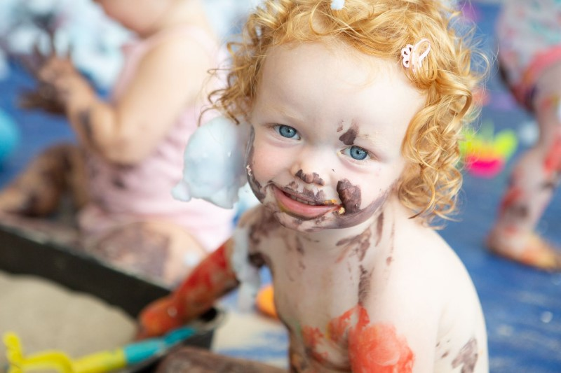 Messy Play at BALTIC