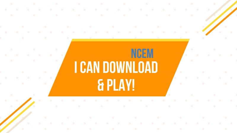 I Can Download and Play!