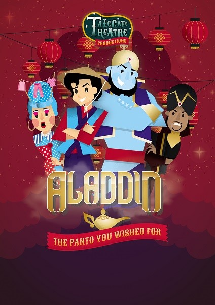 Relaxed Performance  - Talegate Theatre: Aladdin