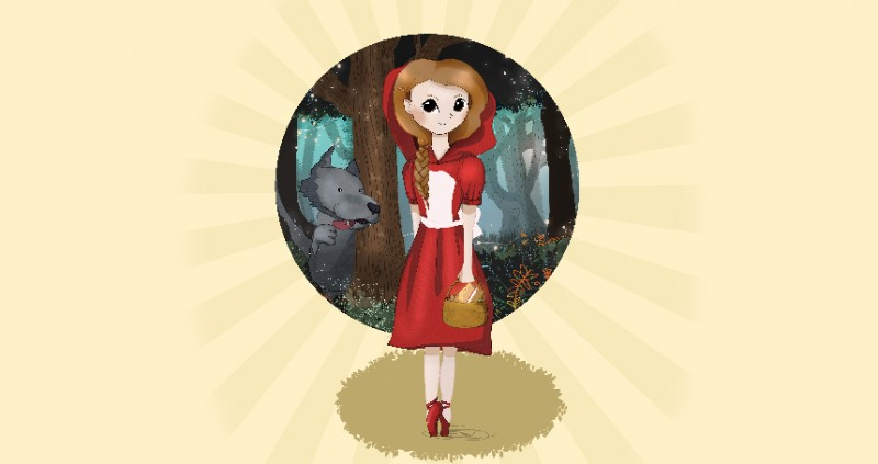 Northern Ballet - Little Red Riding Hood